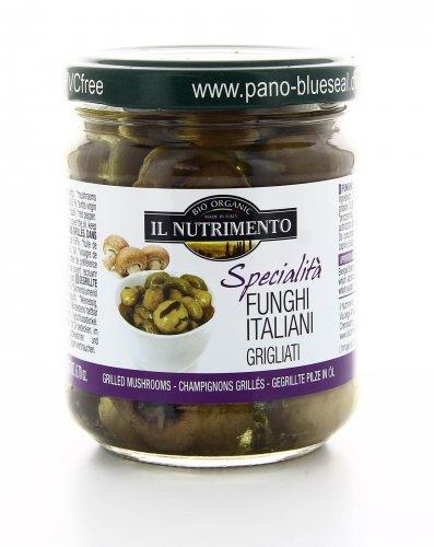 Funghi Italiani Grigliata