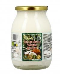 Olio di Cocco Vergine Bio e Raw Food