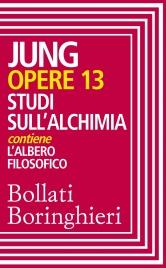 Opere - Vol. 13: Studi sull'Alchimia (eBook)