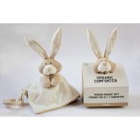 Copertina Bio Comforter con Anello - Bunny