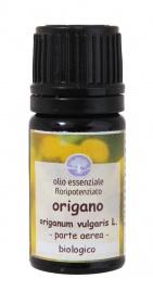 Origano - Olio Essenziale Floripotenziato