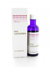 Gold 10 ppm - Santè Colloidal