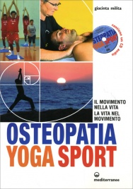 Osteopatia Yoga Sport - Con CD Audio incluso