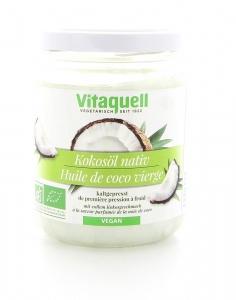 OLIO DI COCCO VERGINE BIOLOGICO 100% Olio di Cocco Biologico