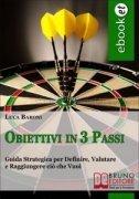 Obiettivi in 3 Passi (eBook)