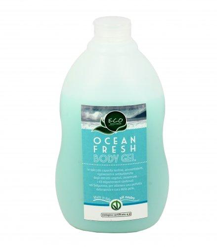 Detergente Corpo e Capelli - Ocean Fresh Body Gel
