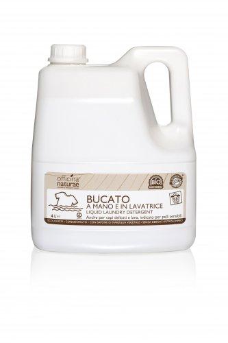 Detersivo Liquido Bucato a Mano e Lavatrice - Tanica
