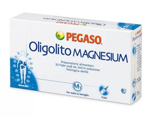 Oligolito Magnesium - 20 Fiale