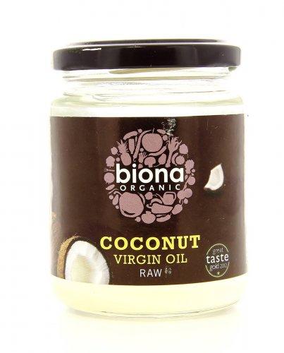 Coconut Virgin Oil Raw - Olio di Cocco