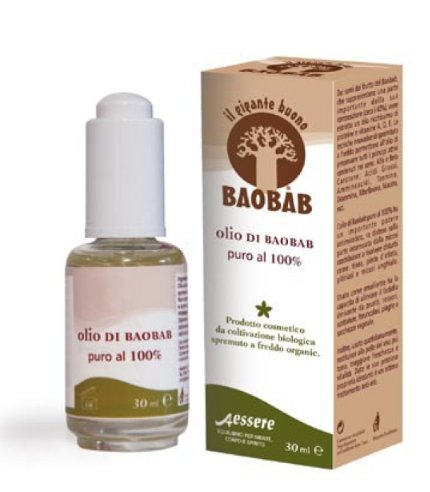Olio di Baobab Puro al 100%