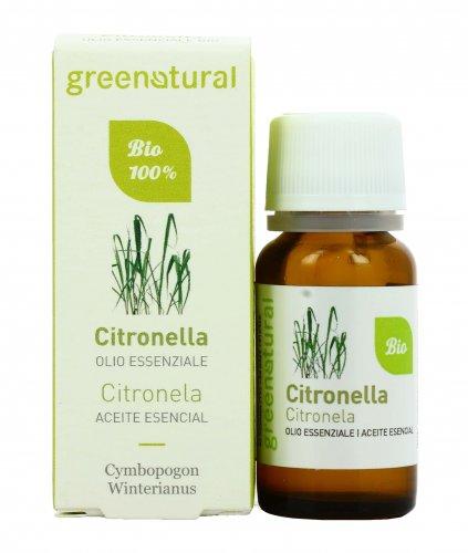 Olio Essenziale Citronella Bio