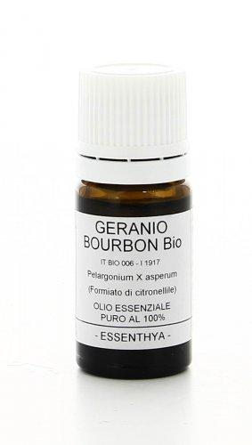 Olio Essenziale - Geranio Bourbon Bio