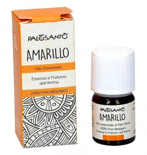 Olio Essenziale di Palo Santo Amarillo