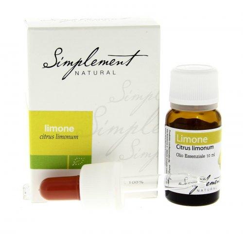 Olio Essenziale di Limone - 10 ml.