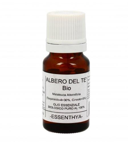Albero del Tè - Olio Essenziale Puro Bio