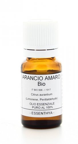 Arancio Amaro - Olio Essenziale Puro Bio