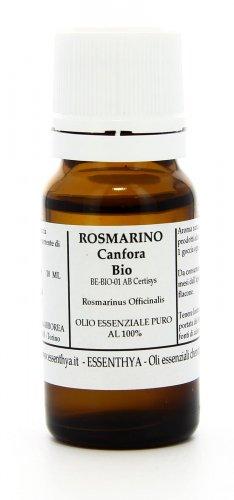 Rosmarino Canfora Bio - Olio Essenziale Puro