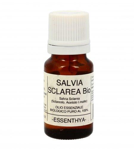 Salvia Sclarea - Olio Essenziale Puro