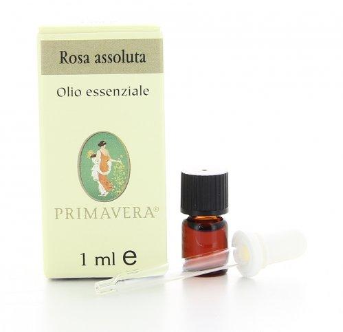 Olio Essenziale Rosa Assoluta - 1 ml.