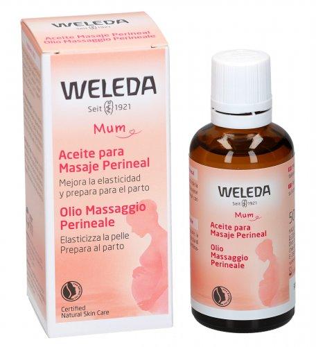 Olio per Massaggio Perineale