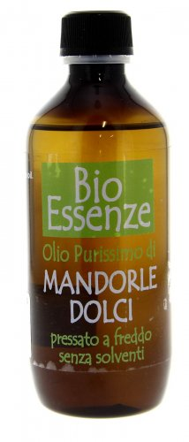 Olio Purissimo di Mandorle Dolci - 250 ml.