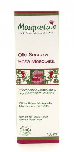 Mosqueta's - Olio Secco Rosa Mosqueta