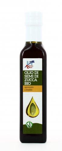 Olio di Semi di Zucca Bio