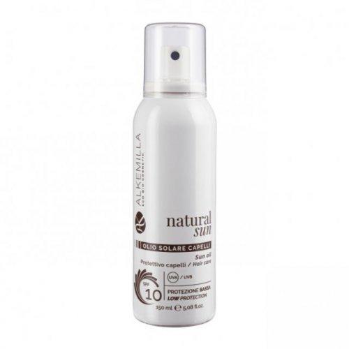 Olio Solare Spray Capelli Protettivo - Spf 10