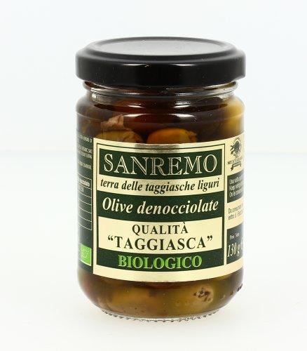 Olive Denocciolate Taggiasche di Sanremo