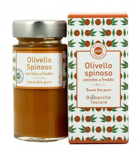 Olivello Spinoso - Estratto al Vapore