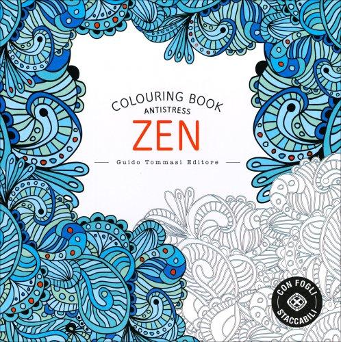 Colouring Book Antistress - Zen
