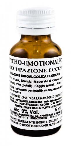 Psycho Emotional 7 - Preoccupazione Eccessiva - Soluzione idroalcolica floreale