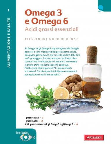 Omega 3 e Omega 6 (eBook)