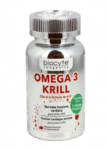 Omega 3 Krill - 90 Capsule