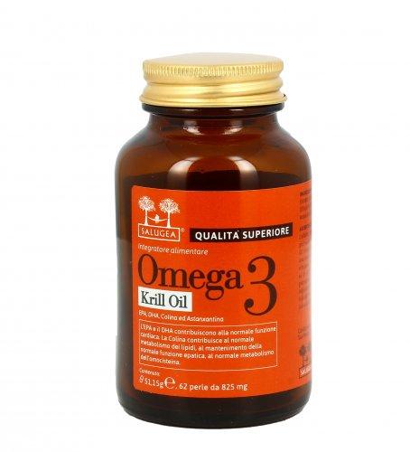 Omega 3 Krill Oil - Qualità Superiore