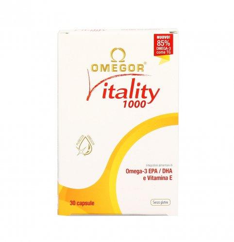 Omegor Vitality 1000 - 30 Perle