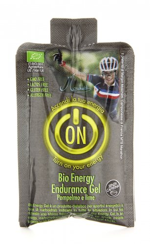 On - Bio Energy Endurance Gel Pompelmo e Lime