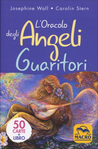 L'Oracolo degli Angeli Guaritori - Libro con 50 Carte