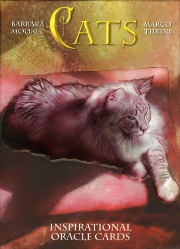 Oracolo dei Gatti - Cofanetto con Libro e Carte