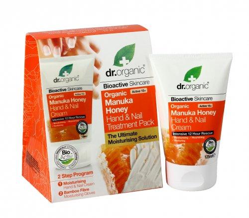 Set Mani e Unghie Organic Manuka Honey