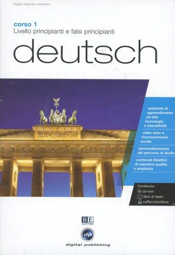 Deutsch Corso 1 - CD-Rom e Cuffia-Microfono