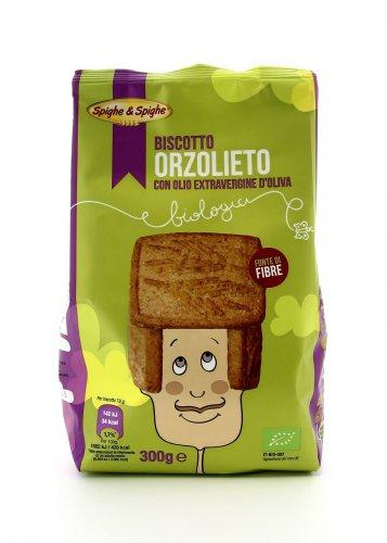 Biscotti Orzolieto con Olio Extravergine d'Oliva