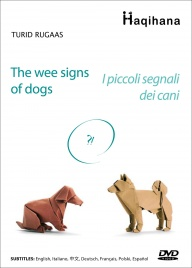 I PICCOLI SEGNALI DEI CANI (VIDEO DVD) Conferenza illustrata sulla comunicazione canina