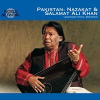 Pakistan - Raga Darbari Kanarra - Legendary Khyal Maestros