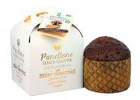 Panettone Bio con Gocce di Cioccolato - Senza Glutine