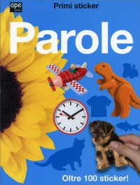 Parole - Primi Sticker