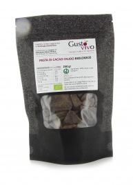 Pasta di Cacao Crudo Biologico
