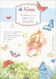 Notes - Pensieri Colorati Leggeri come Farfalle