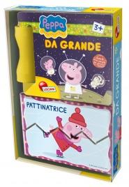 Libro / Gioco - Da Grande Peppa Pig - 3 Anni
