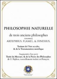 Philosophie Naturelle
